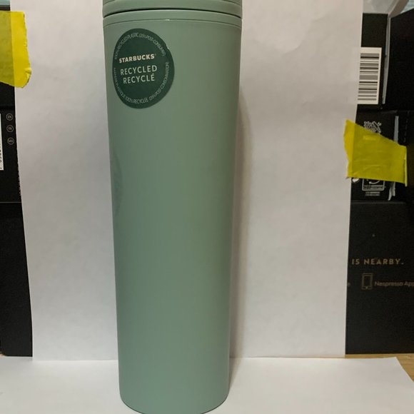 Starbucks Winter 2021 Matte Teal Siren
